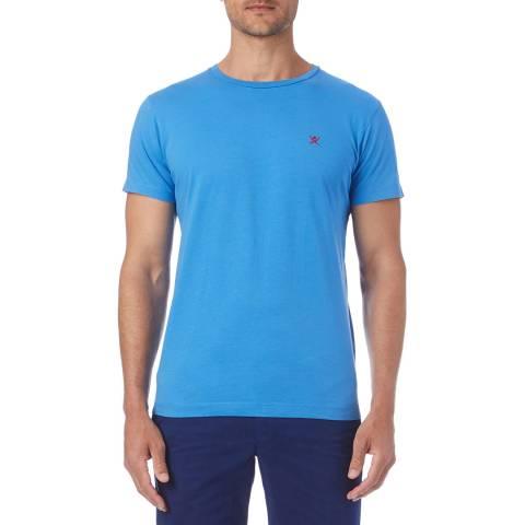 Hackett London Blue Logo T-Shirt