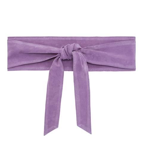 IRO Purple Simply Belt