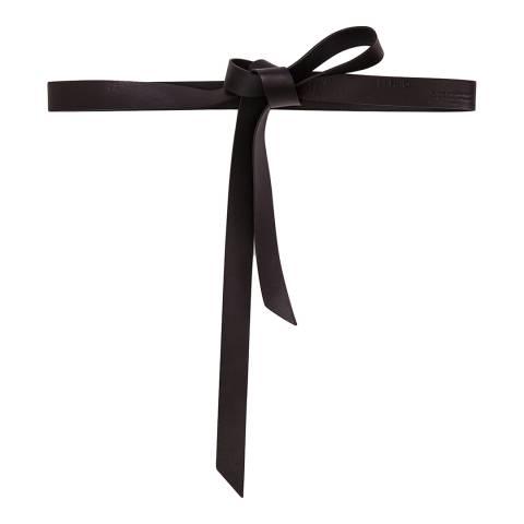 IRO Black Thalassa Belt