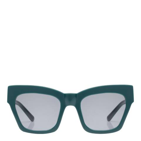 Karen Walker Emerald Treasure Sunglasses