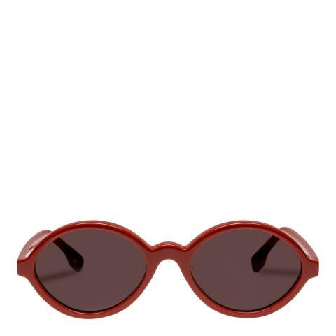 LeSpecs Luxe Rust Impromtus Sunglasses