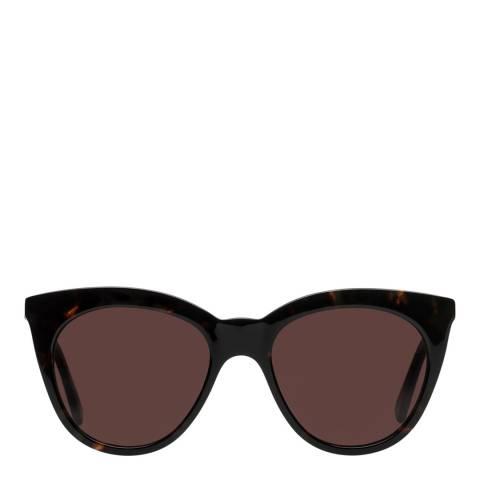 LeSpecs Tortoiseshell Supermoon Sunglasses