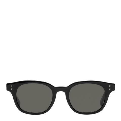 LeSpecs Black Hermetica Sunglasses