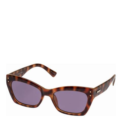 Mink Pink Tortoiseshell Motive Sunglasses