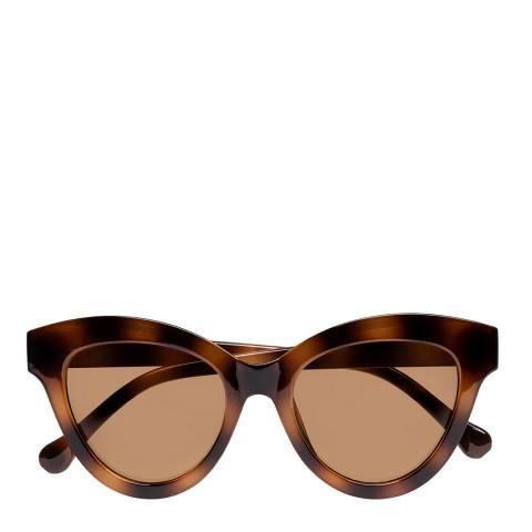 Seafolly Tortoiseshell Coral Bay Sunglasses