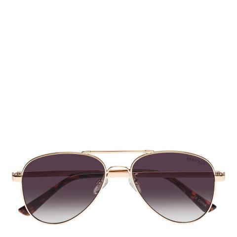 Seafolly Gold Werri Beach Sunglasses