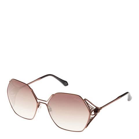 Roberto Cavalli Women's Brown/Bronze Roberto Cavalli Sunglasses 63mm