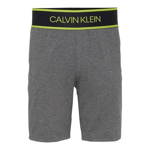 Calvin Klein Grey Essential Knitted Shorts