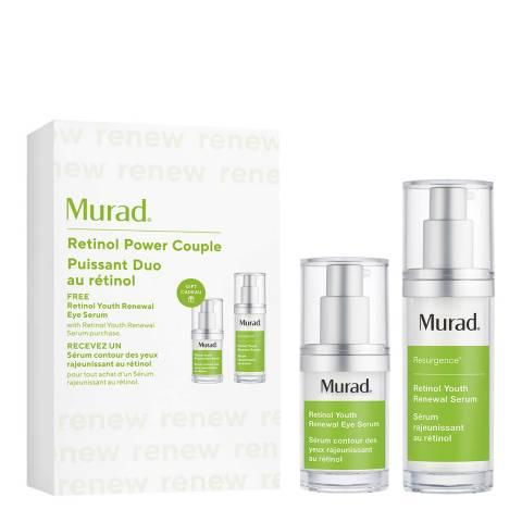 Murad Retinol Power Couple Set