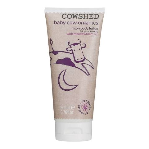 Cowshed Baby Cow Milky Body Lotion 200ml