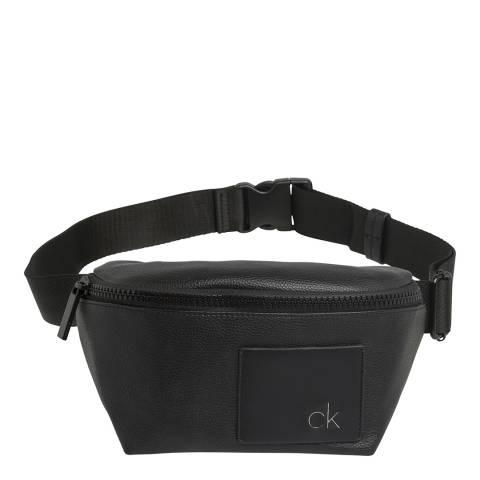 Calvin Klein Black CK Waistbag