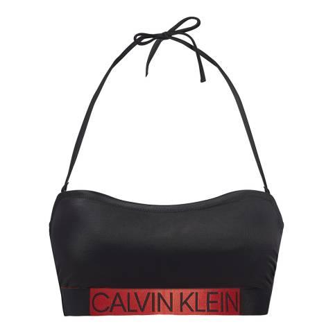 Calvin Klein Black Core Icon-S Bandeau