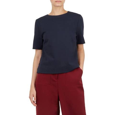 Ted Baker Navy Jace Heart Top