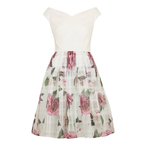 Ted Baker Mint Licious Bardot Dress