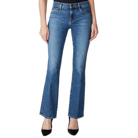J Brand Blue Sallie Boot Stretch Jeans