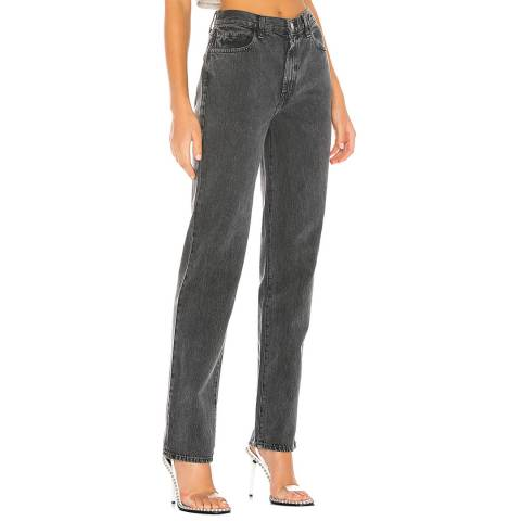 J Brand Faded Black Elsa Sunday Jeans