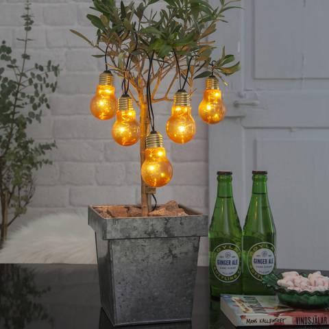 Christmas Magic Light Chain Glow