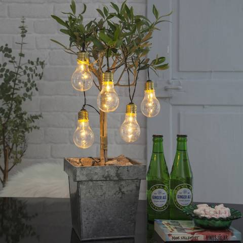 Lighting Editions Amber Glow Light Chain