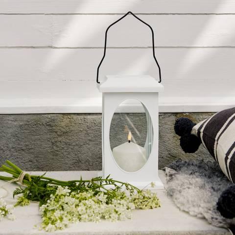Lighting Editions White Lantern