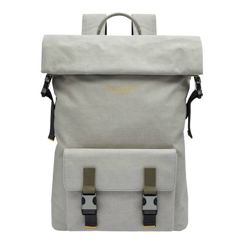 Ted Baker Natural Roll Down Backpack