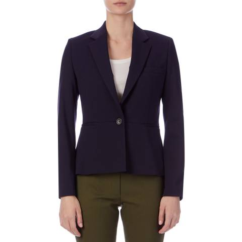 PAUL SMITH Navy Back Stripe Blazer