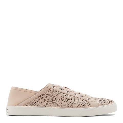 Aldo Rose Gold Stepanie Sneaker