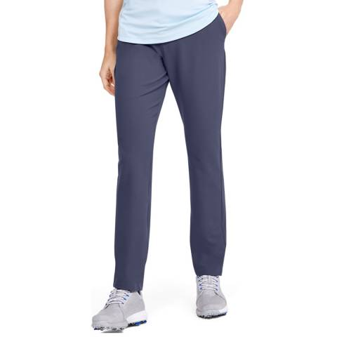 Under Armour Women's Blue Links Trousers