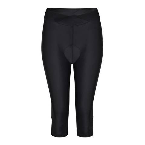 Dare2B Black Worldly Capri Leggings