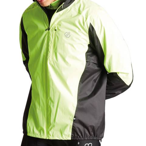 Dare2B Men's Yellow/Black Mediant Jacket