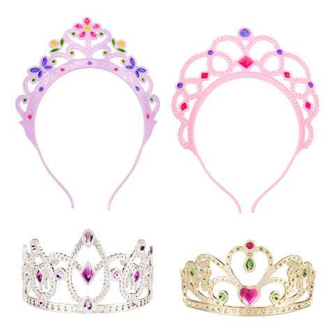 Melissa and Doug Dress Up Tiaras Role Play Collection