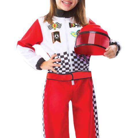 Melissa and Doug Race Car Driver Costume