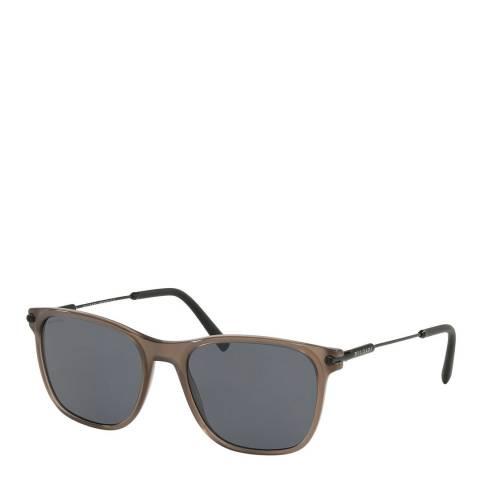 Bvlgari Women's Grey Sunglasses 55mm