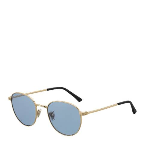 Jimmy Choo Women's Gold Sunglasses 53mm