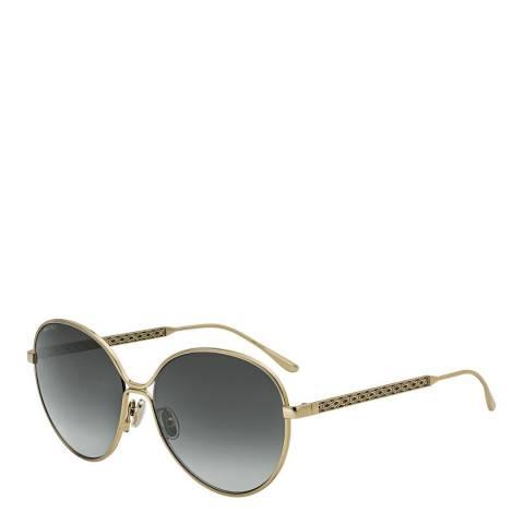 Jimmy Choo Women's Gold Sunglasses 60mm
