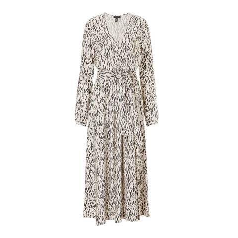 Baukjen Stone Dash Print Lexie Midi Dress