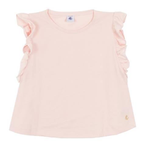 Petit Bateau Kid's Girl's Pink Top