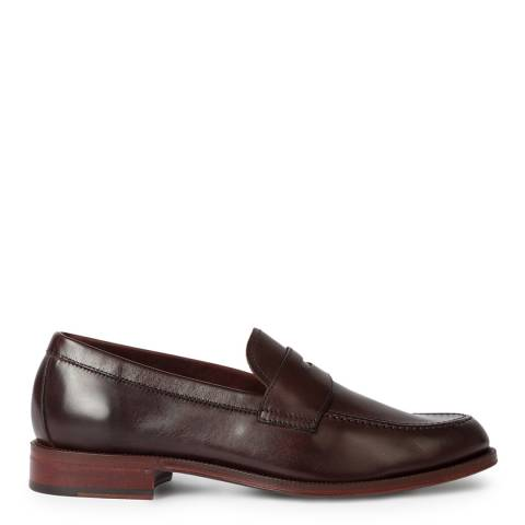PAUL SMITH Bordeaux Lowry Loafers