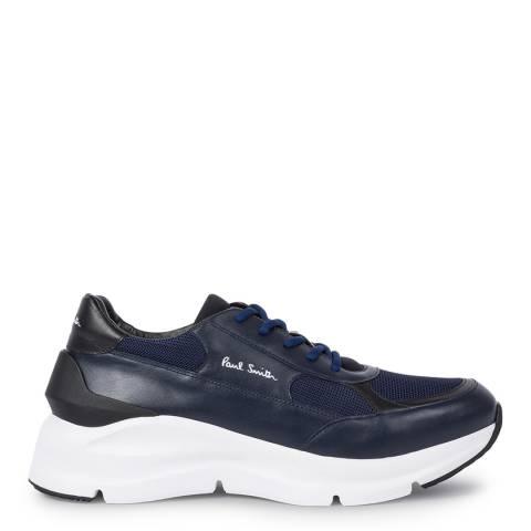 PAUL SMITH Dark Navy Explorer Sneakers