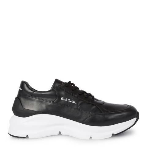 PAUL SMITH Black & White Explorer Sneakers
