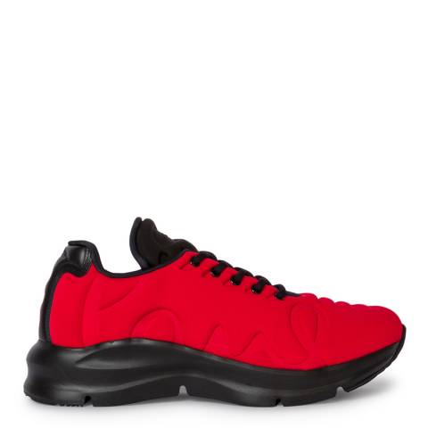 PAUL SMITH Red Signature Ryder Sneakers