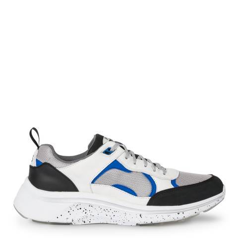 PAUL SMITH Off White Ajax Sneakers