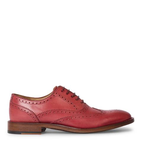 PAUL SMITH Brick Red Munro Brogues