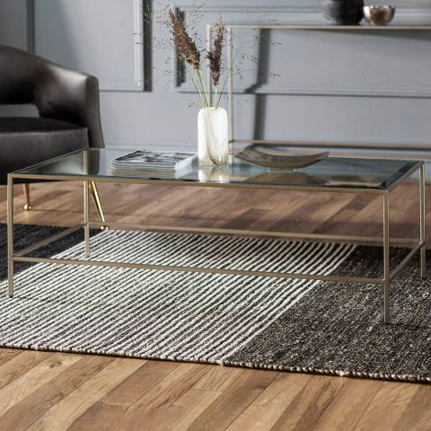 Gallery Rothbury Coffee Table Champagne