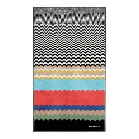 Missoni Home Wolf 100x180cm Beach Towel