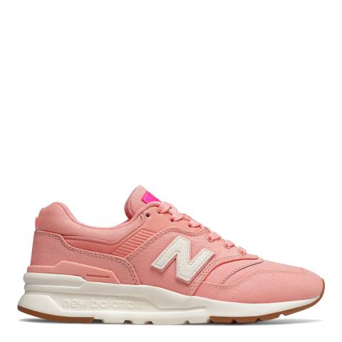 New Balance Pink 997H Sneaker
