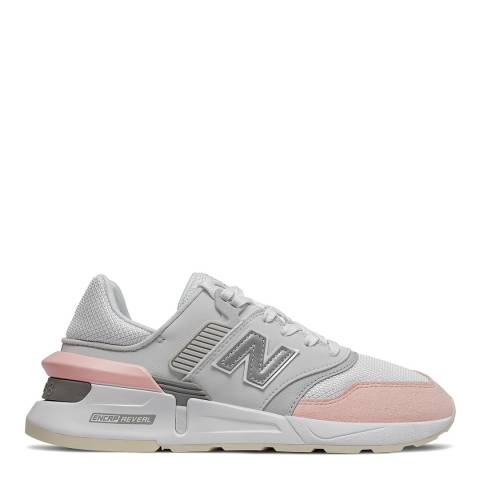 New Balance Pink 997 Sneaker