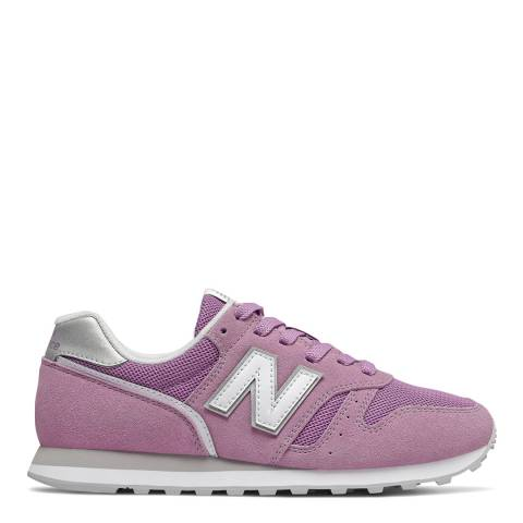 New Balance Pink 373 Sneaker