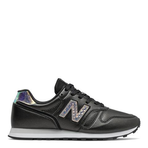 New Balance Black 373 Sneaker