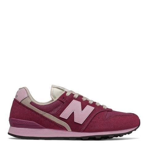 New Balance Red 996 VB Sneaker