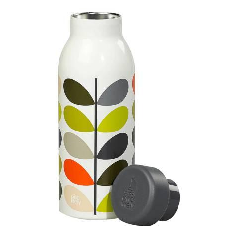 Orla Kiely Multi Stem Insulated Bottle, 500ml
